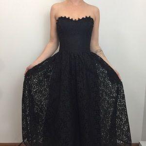 GUNNE SAX Dress Lace/Black